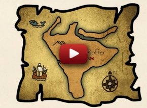 vídeo: Koffer (inglés) ≠ cofre (español)